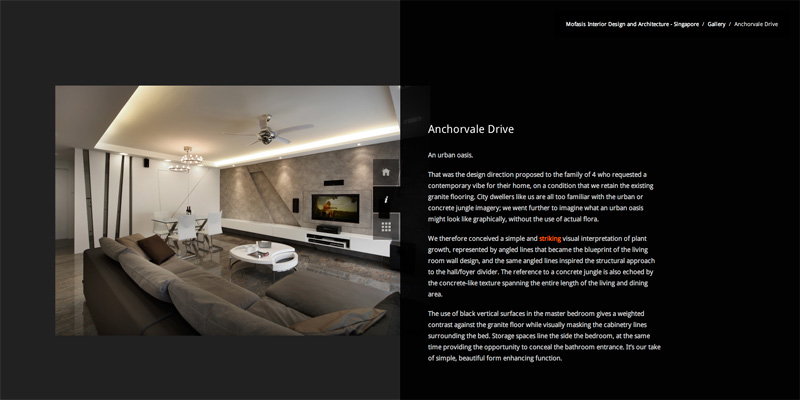 Website Design Mofasis 2