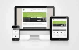 Website Design M Serviced Offices