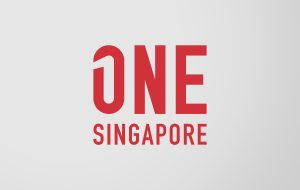 ONE Singapore Branding