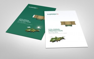 Graphic Design Kaspersky 1