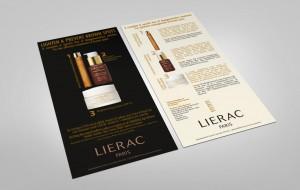 Brochure Design Lierac 1