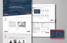 Koinonia Salon Website Design